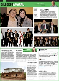 Coluna Jornal de Brasília, segunda-feira, 10/09/2018