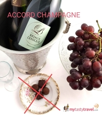 accord mets-champagne