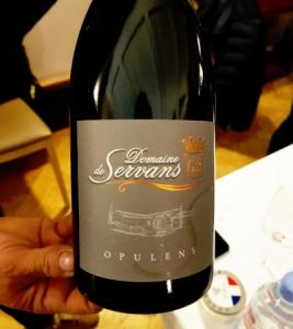 Vin Domaine de Servasn Opulens
