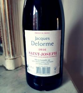 Saint-Joseph arômes