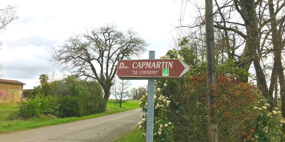 Domaine Capmartin Madiran bio