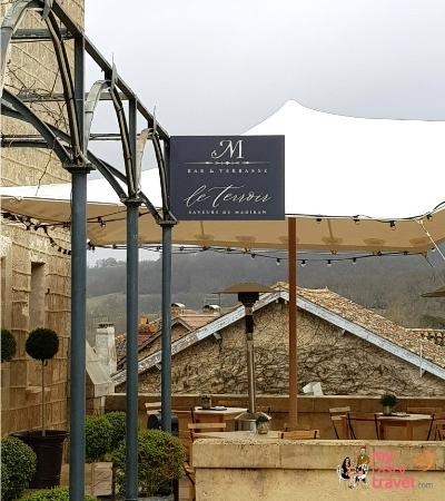 Hotel- restaurant Le prieuré - Madiran