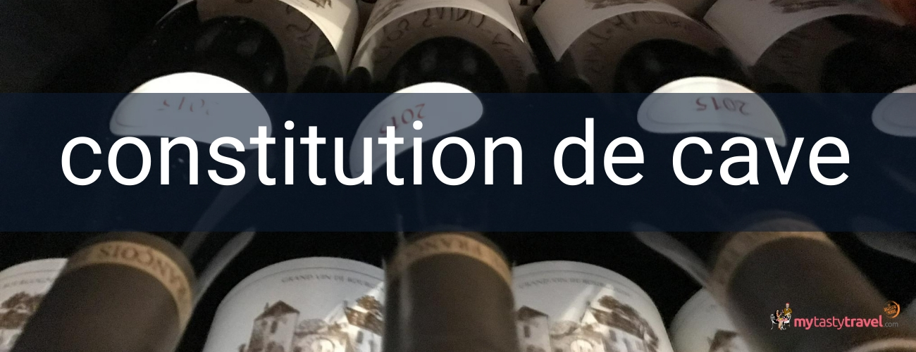 conseil constitution de cave