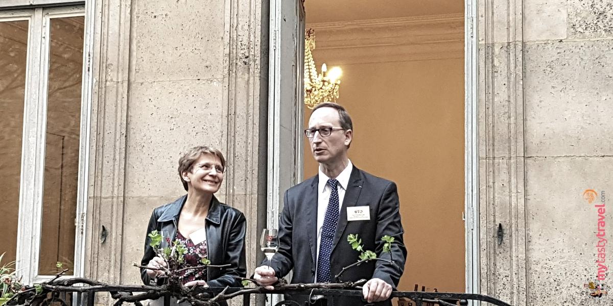 Myriam Huet et Olivier Bouché