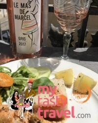 Languedoc-Roussillon – Vin Rosé – Le mas de Marcel