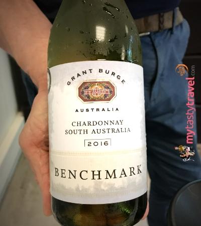 Benchmark Chardonnay Barossa Valley Austrália Branco 2016