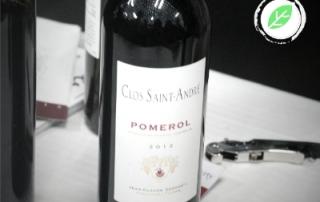 Clos de Saint André Pomerol 2012