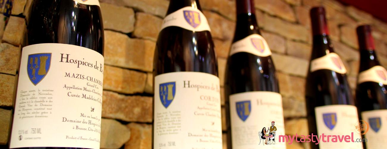 vin Hospices de Beaune