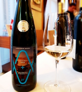 Luxembourg pinot gris 2016