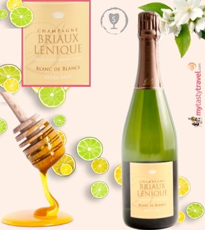 Champagne Briaux Lenique Blanc de Blancs