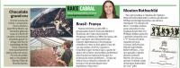 Coluna Raice Cabral jornal de Brasilia