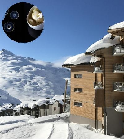 Ski e gastronomia