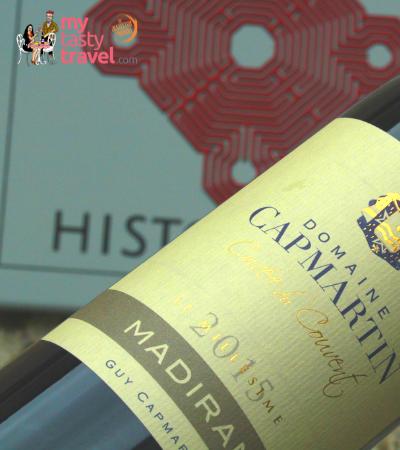 Madiran Domaine Capmartin Cuvée du Couvent 2015
