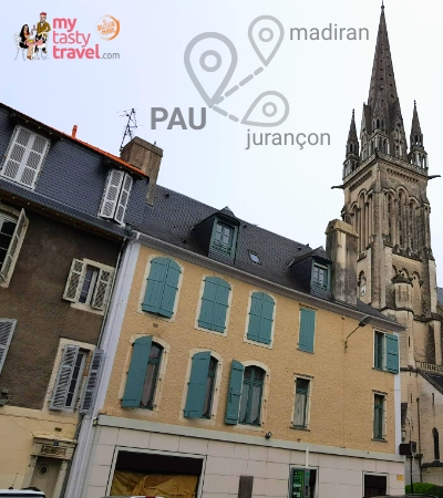 Un weekend à Pau…
