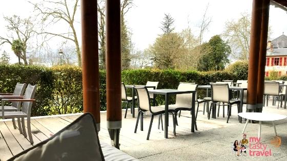 Brasserie Parc Beaumont Pau