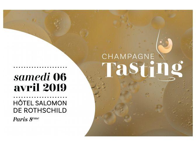 champagne tasting Paris