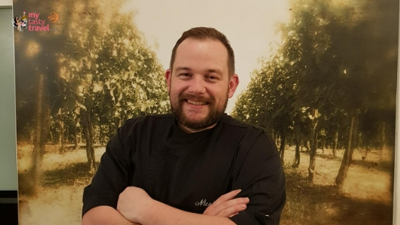 Chef Nicolas Lormeau