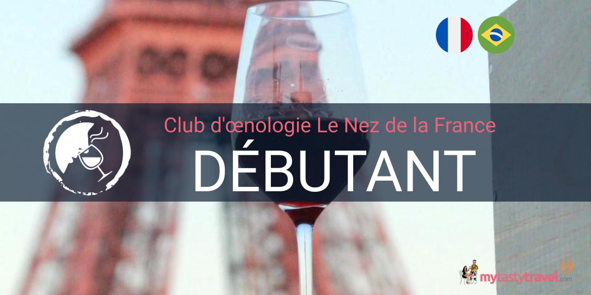 Club d'oenologie Le Nez de France