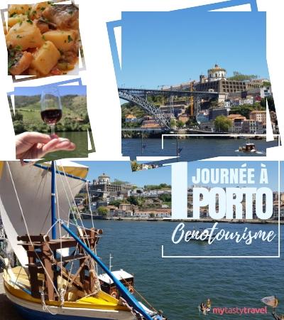 Une journée à Porto