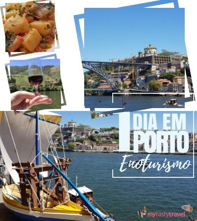 enoturismo Um dia em Porto