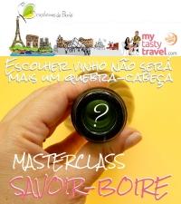 MASTER CLASS Savoir-boire