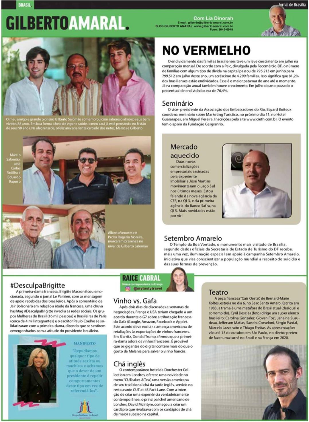 Jornal de Brasilia 02 setembro 2019