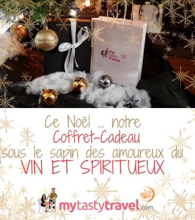 idée cadeau Noël vin