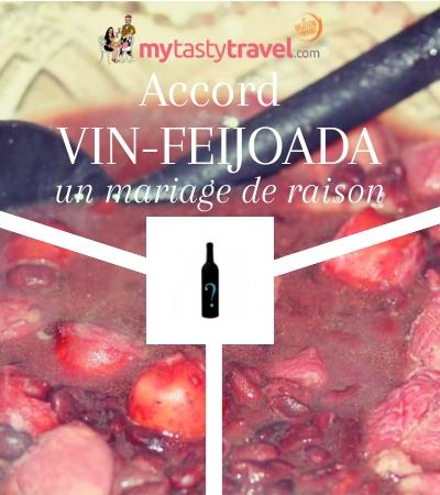 Accord Vin etFeijoada