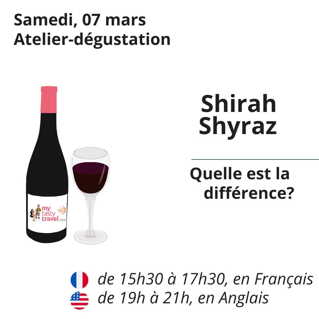 Syrah ou Shiraz