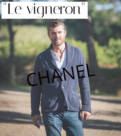 Le vigneron Chanel