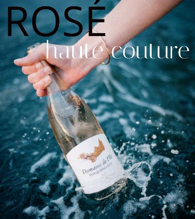 Rosé Chanel