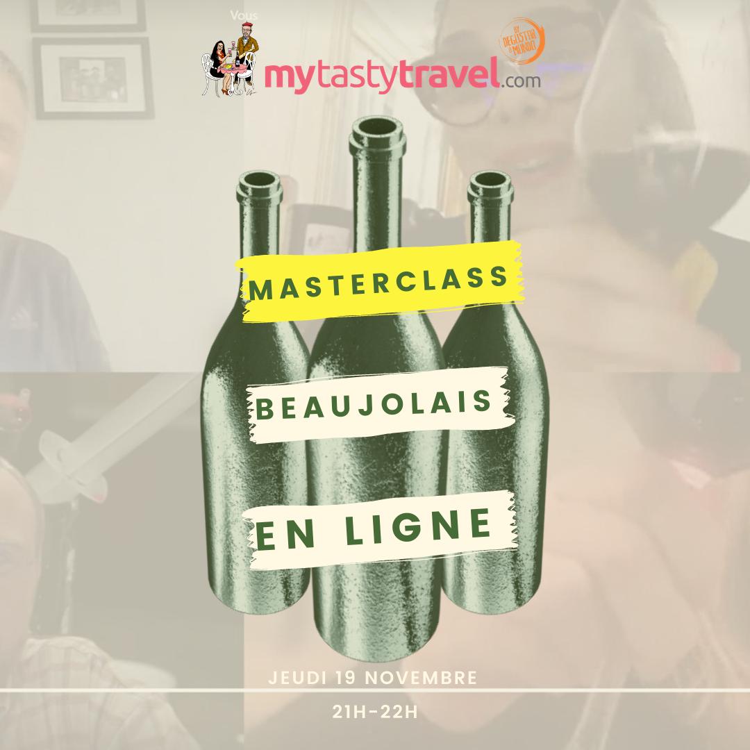 Masterclass Beaujolais