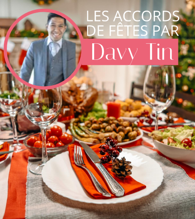 Davy Tin Sommelier Origine Dijon